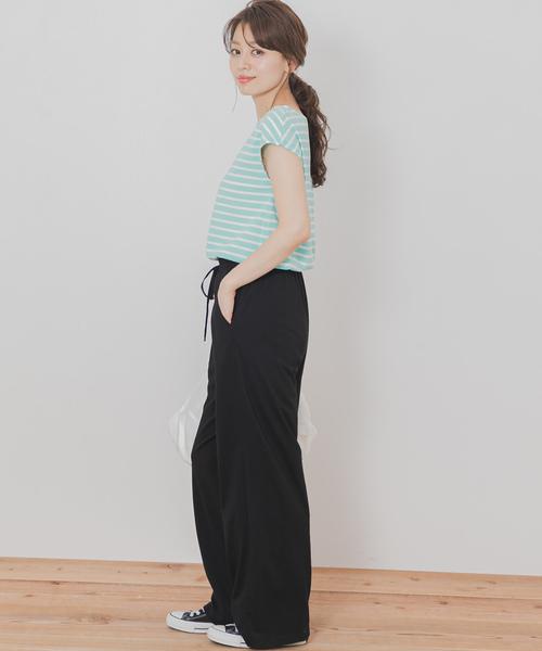 [URBAN RESEARCH] 【5/22 新入荷】【WEB限定】カラーボーダーTシャツ