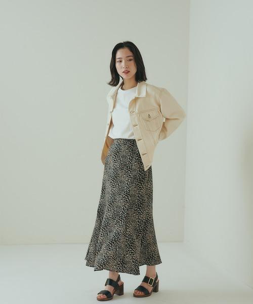 マーメイドスカート×CPOジャケット