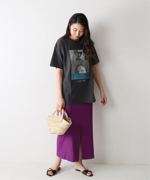 サマーコーデ 黒Tシャツ