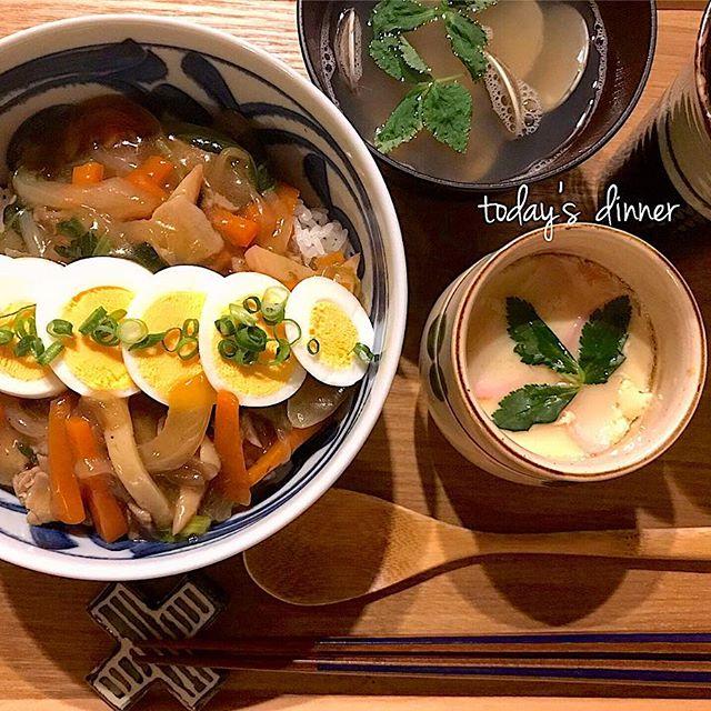 中華風レシピ11