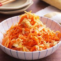 和食におすすめの人参レシピ特集!さっそく作りたくなる美味しい料理を大公開