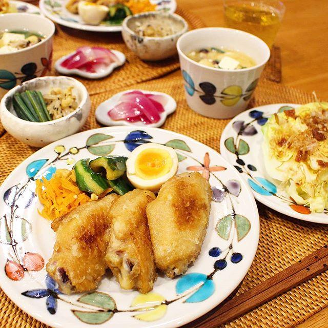 人気のレシピ!美味しい手羽先の北京ダック風