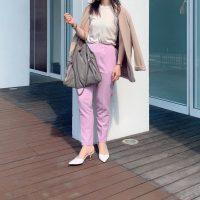 【エピセ毎日コーデ】トレンドの淡色カラーで楽しむ!夏のジャケットスタイル(6/15コーデ)