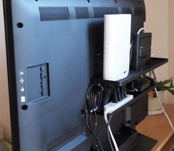 テレビ 配線収納10