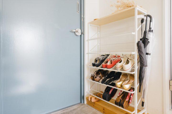 玄関の靴の収納アイディア