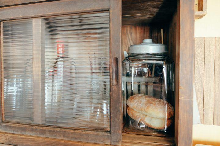 窓がモールガラス