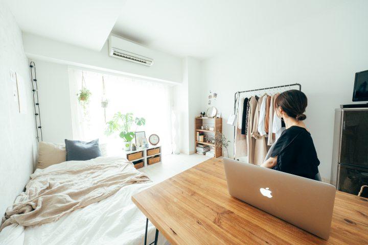 暮らしをテーマに発信。動画クリエイターの「自分の住みたい」を作っていくお部屋
