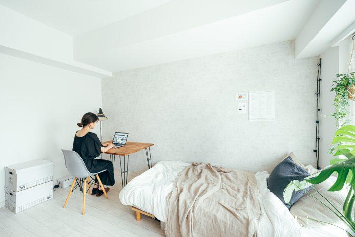 DIYで理想のお部屋に近づける。