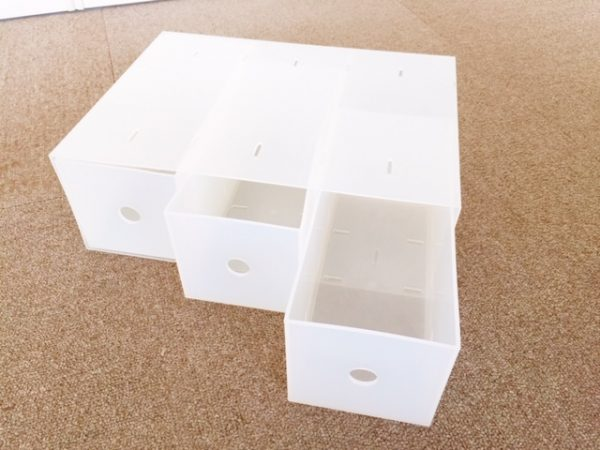 無印収納ボックス2
