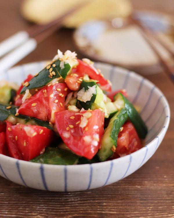 きゅうりの美味しい簡単レシピ《+食材1つ》