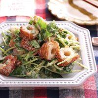 ちくわを使った簡単人気レシピ24選!お弁当からおつまみまで大活躍の料理をご紹介!