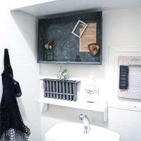 トイレの壁面をおしゃれにコーディネート♡おしゃれさんのトイレインテリア