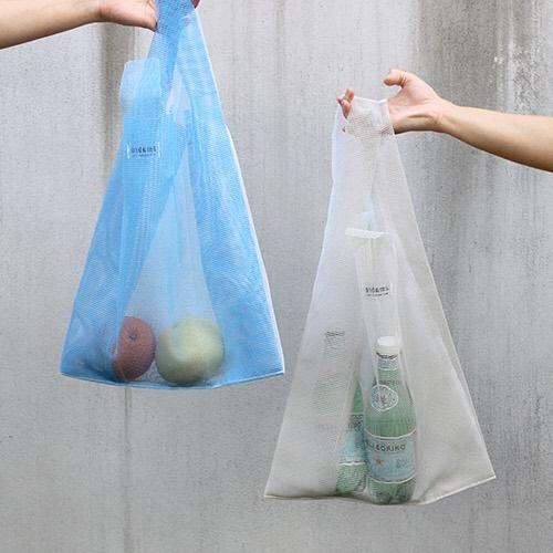 レジ袋型 エコバッグ2