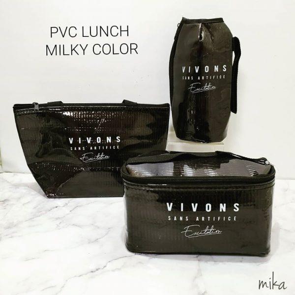 PVCシリーズお弁当ケース&バッグ