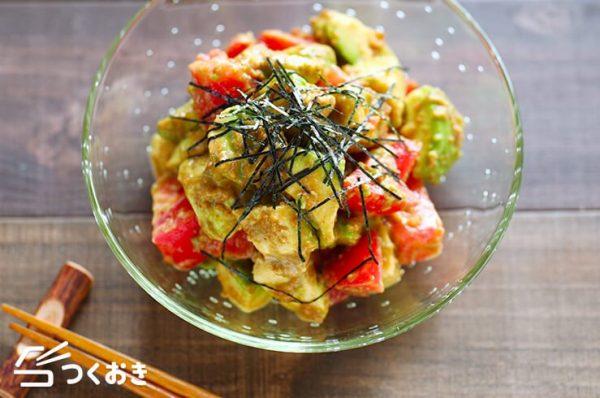 トマトを使った簡単な和食レシピ15