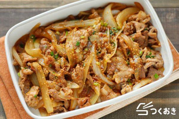 玉ねぎを使った中華風のレシピ10