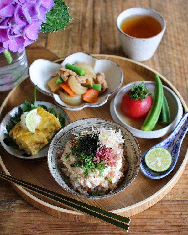 豆腐の簡単人気料理《ごはんもの》2