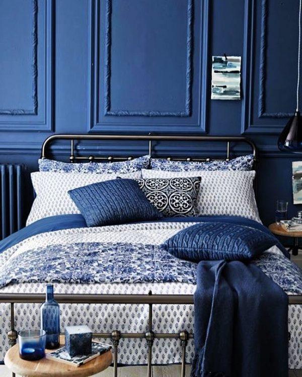 おしゃれリゾートのような寝室