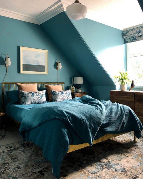 クールダウンできる寝室
