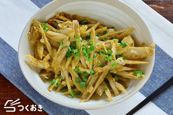 ごぼう料理☆人気の簡単レシピ《副菜》2