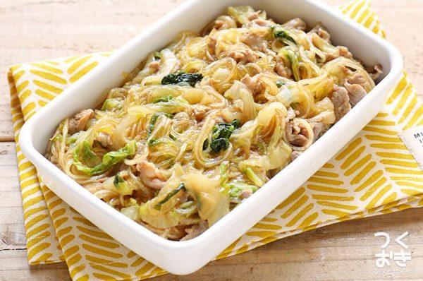 白菜の中華レシピ15