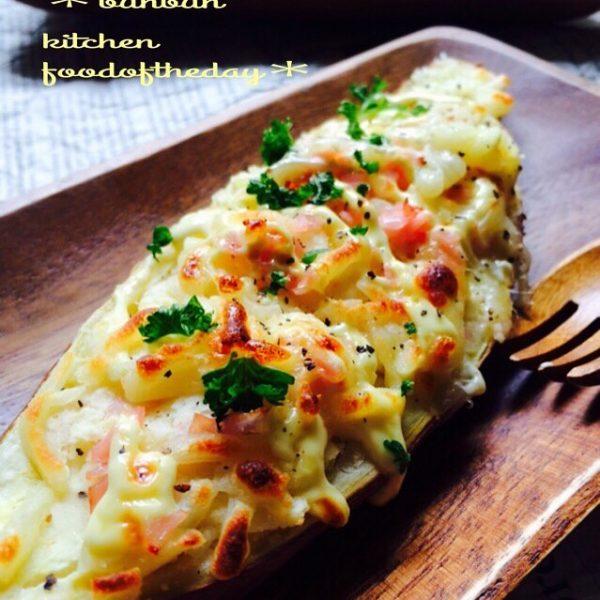 さつまいもの人気簡単レシピ《洋風料理》3