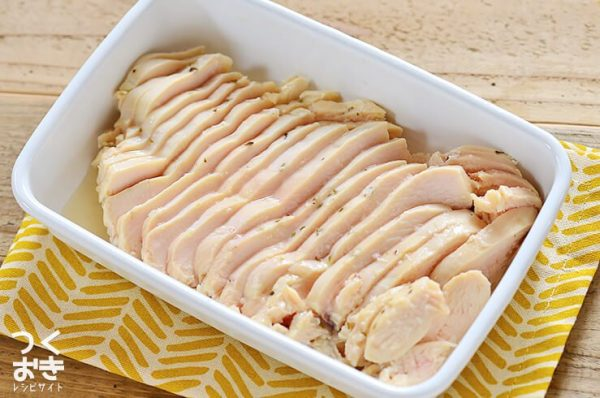 鶏肉を使った洋食に!美味しいハーブチキン
