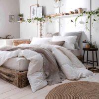 癒しのベッドルームを叶えよう♡海外のお洒落で心地よい寝室インテリア特集