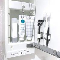 毎日使うものだから!清潔で美しい歯ブラシ収納アイデア10選