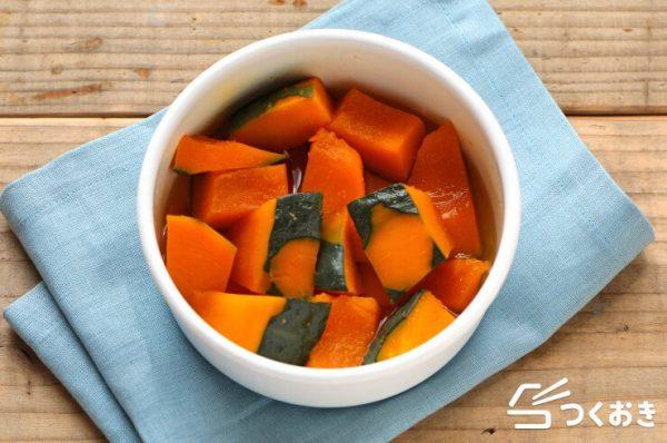 和食の献立に人気のかぼちゃレシピ☆お弁当7