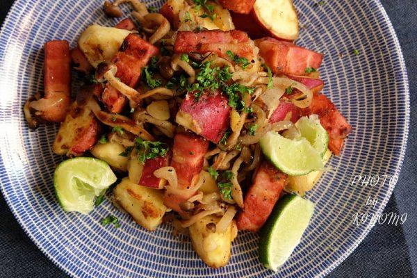 さつまいもの人気簡単レシピ《洋風料理》