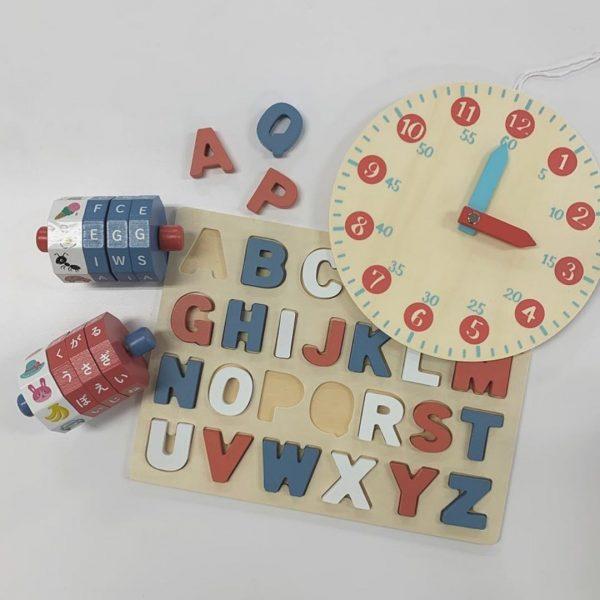 【3COINS】大人も欲しい?木製おもちゃ