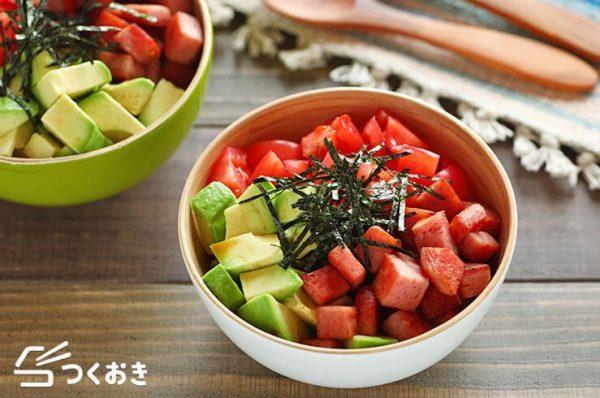 トマトを使った簡単な和食レシピ14