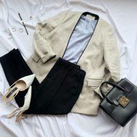 【エピセ毎日コーデ】清涼感たっぷり!夏のジャケットコーデはこれで決まり!(6/16コーデ)