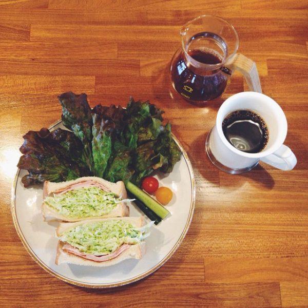 キャベツの人気簡単レシピはこれ!沼サンド