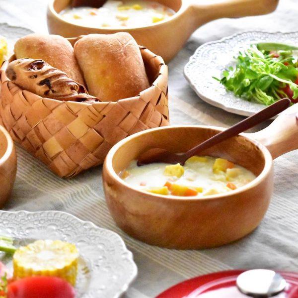 さつまいもの人気簡単レシピ《スープ料理》3