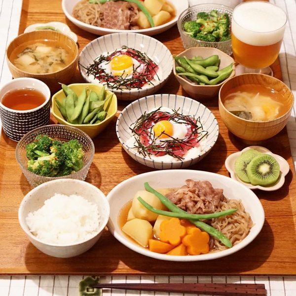 人参の簡単で美味しい料理《メイン料理》3