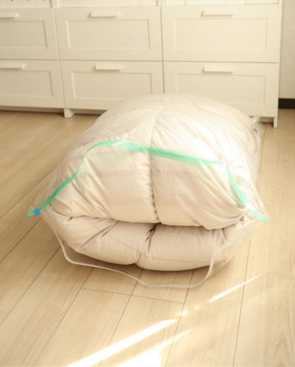 掃除機いらずの布団袋
