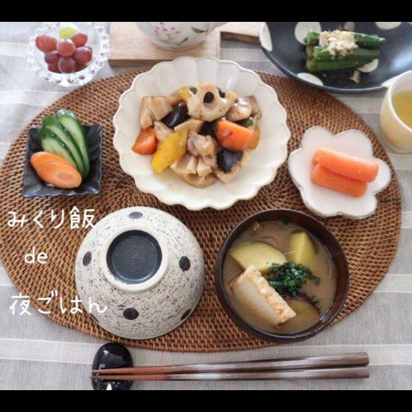 さつまいもの人気簡単レシピ《和風料理》3