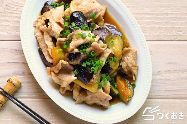 ナス料理☆人気の簡単レシピ《炒め物》3