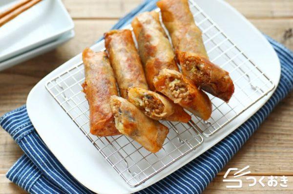 鶏肉を使った簡単中華レシピ☆ひき肉・ささみ5