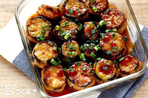 ナス料理☆人気の簡単レシピ《焼き物》4