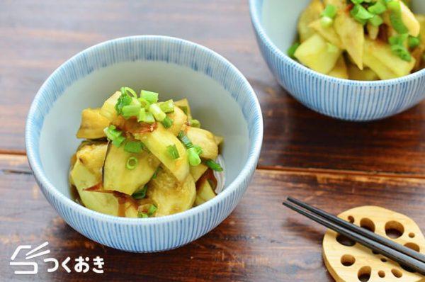 ナス料理☆人気の簡単レシピ《レンジ調理》4