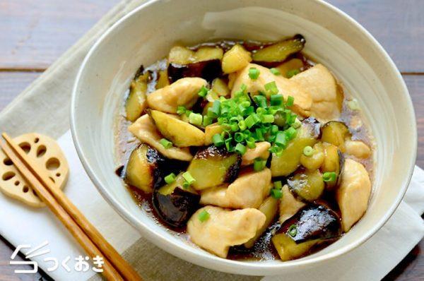 ナス料理☆人気の簡単レシピ《煮物》2