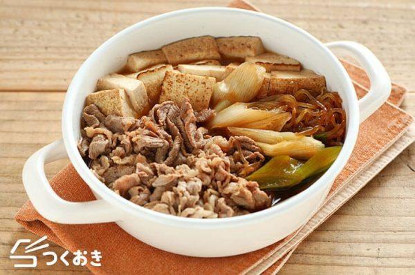 牛肉で人気の和食メニュー6