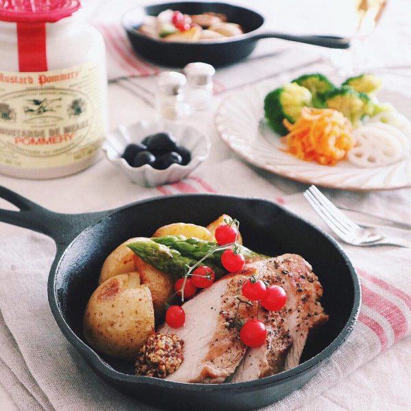 豚肉の旨味が詰まった洋食レシピ!ローストポーク