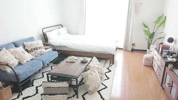 統一感のある家具を使う