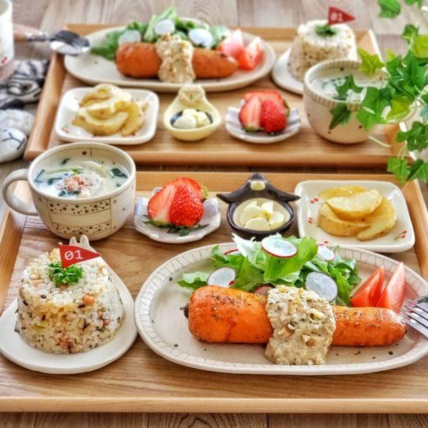 人参の簡単で美味しい料理《メイン料理》4