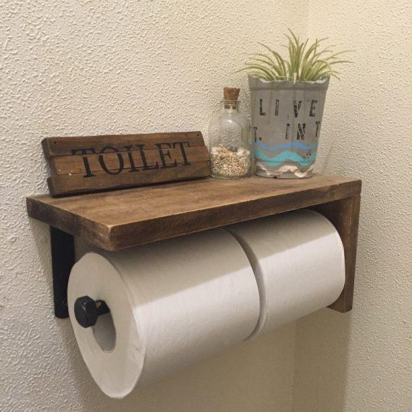 トイレのDIYアイデア15