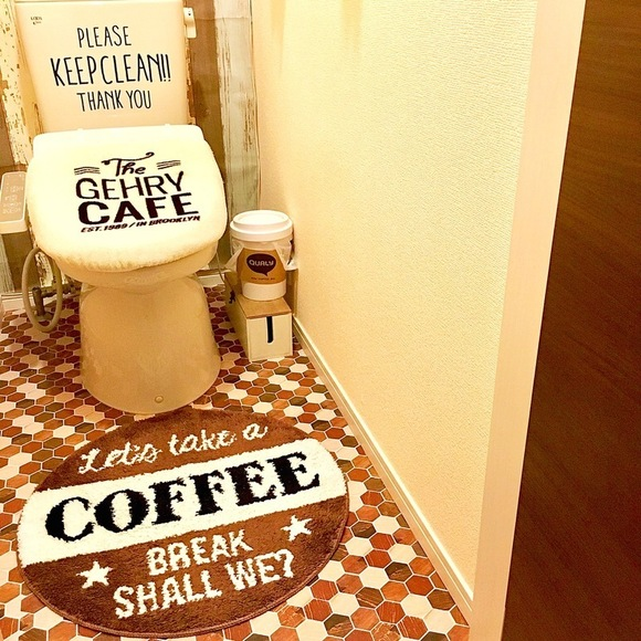 トイレのDIYアイデア7